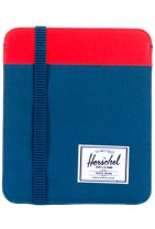Herschel Cypress iPad sleeve, Navy/Rød