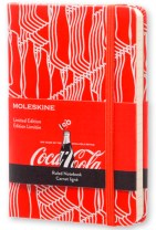 MOLESKINE POCKET COCACOLA LIMITED EDITIO
