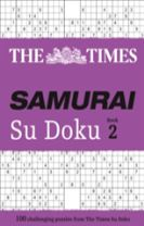 The Times Samurai Su Doku 2