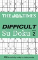 The Times Difficult Su Doku Book 2