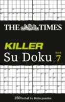The Times Killer Su Doku Book 7