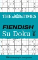 The Times Fiendish Su Doku Book 6