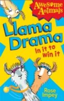 Llama Drama - In It To Win It!