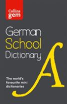 Collins Gem German School Dictionary