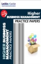CfE Higher Business Management Practice Papers for SQA Exams