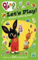Let's Play sticker activity book