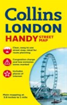 Collins Handy Street Map London