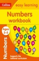 Numbers Workbook Ages 3-5: New Edition
