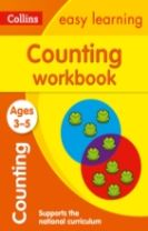 Counting Workbook Ages 3-5: New Edition