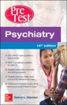 Psychiatry PreTest Self-Assessment And Review