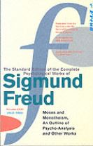Complete Psychological Works Of Sigmund Freud, The Vol 23
