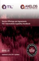 Service offerings and agreements ITIL 2011 intermediate capability handbook (single copy)