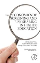 The Economics of Screening and Risk Sharing in Higher Education