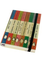 PENGUIN CLASSICS SPINES POCKET NOTEBOOK