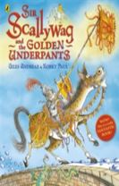 Sir Scallywag and the Golden Underpants
