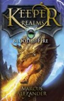 Keeper of the Realms: Blood and Fire (Book 3)