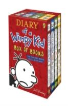 Diary of a Wimpy Kid - Box of Books