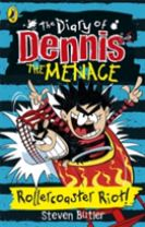 The Diary of Dennis the Menace: Rollercoaster Riot!