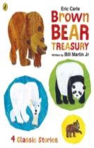 Eric Carle Brown Bear Treasury