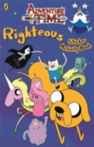 Adventure Time: Righteous Sticker Activity Book