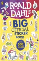 Roald Dahl's Big Official Sticker Book