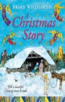 A Christmas Story with Nativity Set
