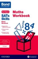 Bond SATs Skills: Maths Workbook 8-9 Years