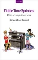 Fiddle Time Sprinters Piano Accompaniment Book