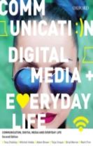 Communication, Digital Media and Everyday Life