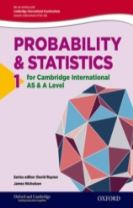 Mathematics for Cambridge International AS & A Level: Oxford Probability & Statistics 1 for Cambridge International AS & A Level