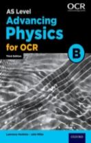 A Level Advancing Physics for OCR Year 1 and AS Student Book (OCR B)