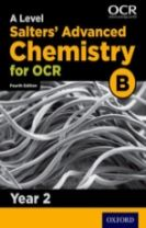 OCR A Level Salters' Advanced Chemistry Year 2 Student Book (OCR B)