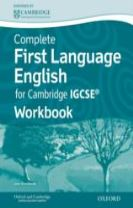Complete First Language English for Cambridge IGCSE (R) Workbook