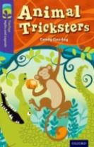 Oxford Reading Tree TreeTops Myths and Legends: Level 11: Animal Tricksters