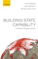 Building State Capability