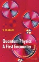 Quantum Physics: A First Encounter