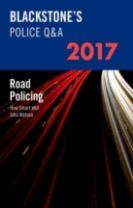 Blackstone's Police Q&A: Road Policing 2017