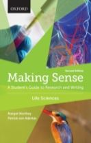 Making Sense in the Life Sciences