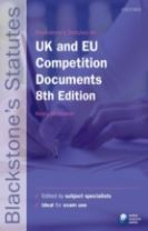 Blackstone's UK & EU Competition Documents