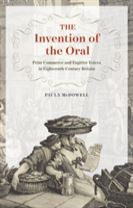 The Invention of the Oral