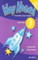 Way Ahead Revised Level 3 Pupil's Book & CD Rom Pack