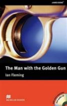 The Man with the Golden Gun (with CD and extra activities)