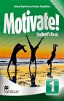 Motivate! Level 1 Student's Book + Digibook CD Rom Pack