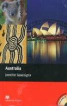 Australia - Book & CD - Upper Intermediate Reader