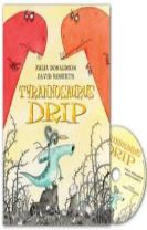 Tyrannosaurus Drip Book and CD Pack