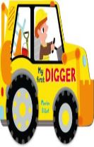 Whizzy Wheels: My First Digger