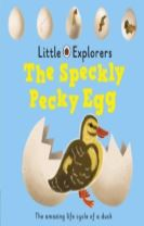 The Speckly, Pecky Egg: Ladybird Little Explorers