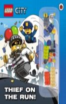 LEGO City: Thief on the Run Storybook