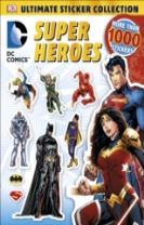 DC Comics: Super Heroes: Ultimate Sticker Collection
