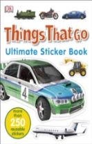 Things That Go Ultimate Sticker Book